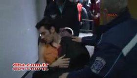 Beşiktaş-Galatasaray derbisinde ŞOK