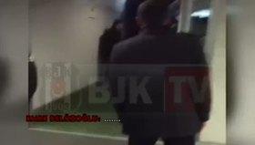 BJK TV Emre'nin o görüntülerini yayınladı