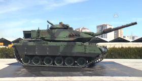 TSK'nın engel tanımayan tanklar