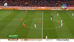 Hollanda-Türkiye: 1-1 (Maç Özeti)