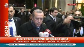 Erdoğan'dan Savcı Kiraz açıklaması!