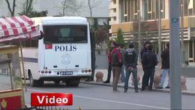 Emniyet saldırısı ilgili çok sayıda kişi gözaltına alındı