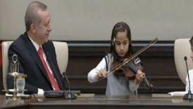 Erdoğan'ı duygulandırdı
