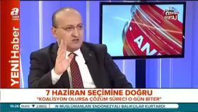 Akdoğan, Ak Parti'nin son oy oranını açıkladı