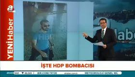İşte HDP bombacısı