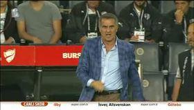 Fenerbahçe 0-3 Bursaspor (Maç Özeti)