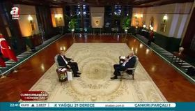 Erdoğan'dan 'başkanlık sistemi' açıklaması!
