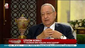 Erdoğan'dan 'çözüm süreci' açıklaması!