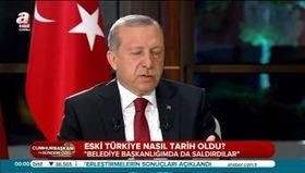 Cumhurbaşkanı Erdoğan başarısının sırrını açıkladı!
