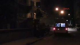 Öğrenci evinde bıçaklı kavga 1 ölü 2 yaralı