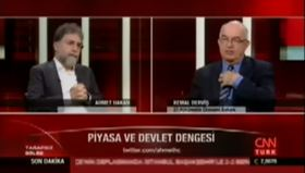 Kemal Derviş CHP'lileri şok etti