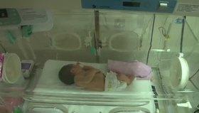Yeni doğan bebeğini hastanede bırakıp kaçtı