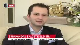 Fatih Erbakan'dan 'Milli İttifak'a sert tepki