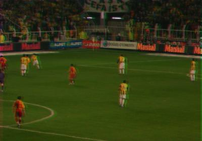 Galatasaray - Fenerbah�e ma��n� 3D izleyece�iz