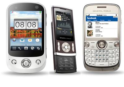 General Mobile�dan cep yakmayan �daha� ak�ll� telefonlar