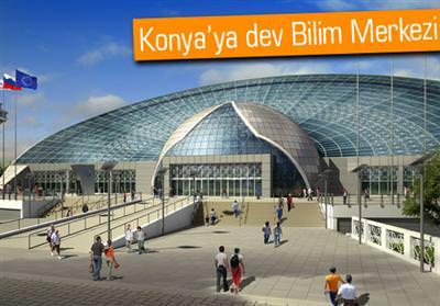 T�rkiye'nin ilk Bilim Merkezi'nin temeli eyl�lde at�l�yor