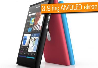 Nokia N9 3 farkl� renk ve 2 farkl� bellek se�ene�iyle geliyor