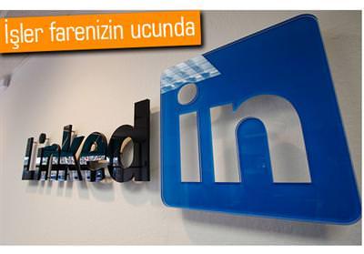 Olan sosyal ağ linkedin yeni butonunu ortaya çıkardı
