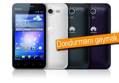 Huawei, Android 4.0 g�ncellemesini sunan ilk �retici oldu
