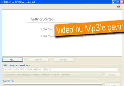 Free MP3 Converter 3.1