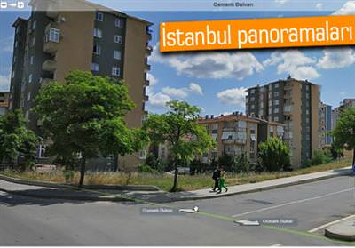 Yandex'in �stanbul panoramalar� g�ncellendi