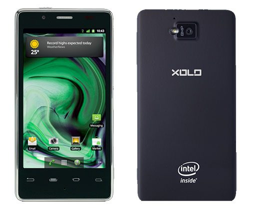 Xolo x900 modeli başlangıçta android 2 3 gingerbread işletim