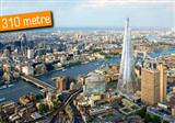 Avrupa'n�n en y�ksek binas� art�k Londra'da