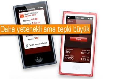 iPod Nano (7. nesil) ve �zellikleri