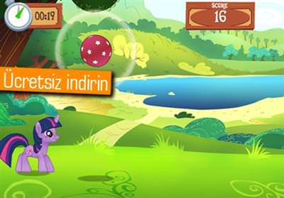 Gameloft My Little Pony'i Android ve iOS'ta yay�nlad�