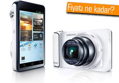 Samsung Galaxy Camera Fiyat