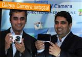 Samsung'un Android'li foto�raf makinesi sat��a ��kt�