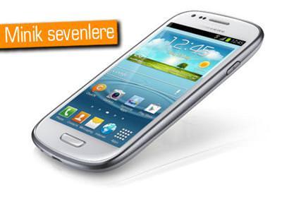 Samsung Galaxy S3 Mini (S III mini - I8190)