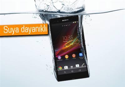 Sony'nin yeni bombas� Xperia Z, �lkemize ne zaman geliyor?