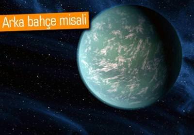 Kepler, D�nya benzeri gezegen buldu