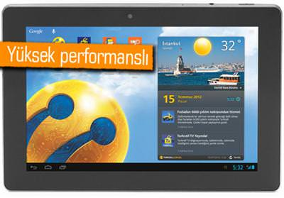 Turkcell MaxiIQ Tablet