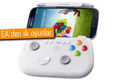 EA Games, Samsung Galaxy S4 i�in 16 oyun haz�rl�yor