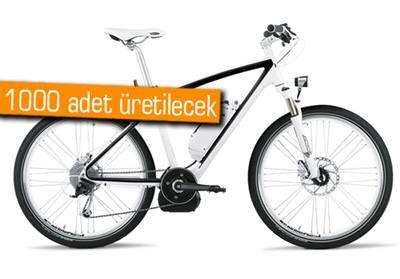 BMW, Cruise e-bike ile elektrikli bisiklet pazar�na giriyor