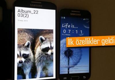 Samsung Galaxy S4 Mini'nin �zellikleri belli oldu