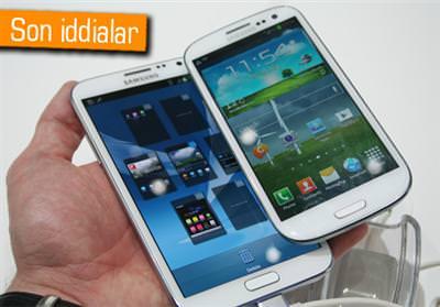 Galaxy Note III, kırılmaz 5.9 inç ekranla gelecek!