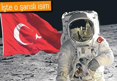 Első török űrhajós