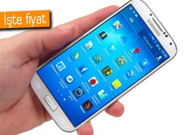 Samsung Galaxy S4'�n Turkcell sat�� fiyat� belli oldu