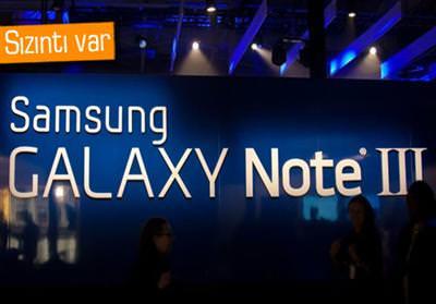 Bu resim, Samsung Galaxy Note 3'e mi ait?