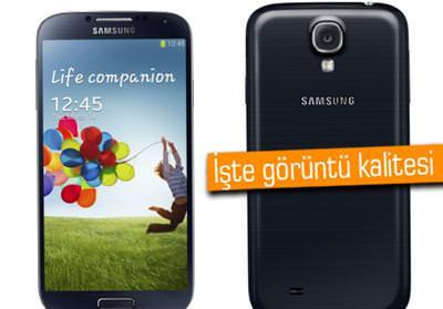 Galaxy S4 ile �ekilen ilk m�zik klibi yay�nland�