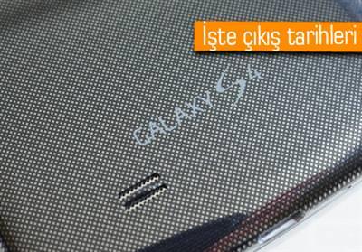 Galaxy S4 türevi diyebileceğimiz cihazları Galaxy S4 Zoom , S4 mini