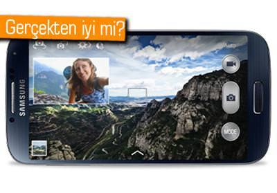 Galaxy S4 Zoom ile �ekilen ilk foto�raf yay�nland�