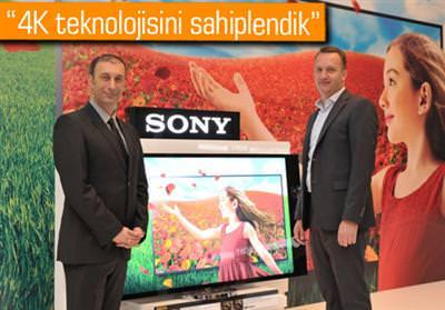 Sony, yeni 4K Ultra HD TV modelleri ile iddial� geliyor