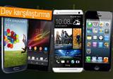 Kar��la�t�rma: En iyi pil �mr� hangi ak�ll� telefonda var?