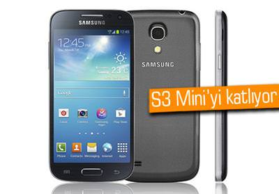 Samsung Galaxy S4 Mini (GT-I9190)