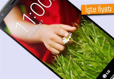 LG G2�nin �n sipari� fiyat� belli oldu