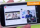 Google, YouTube'un Android uygulamas�n� g�ncelledi